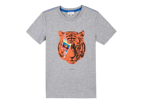 Paul Smith Paul Smith T-Shirt Tijger Grijs
