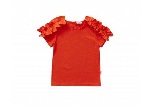 Il Gufo Il Gufo T-Shirt Oranje
