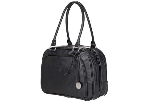 Lassig Lassig Luiertas Tender Multizip Bag Zwart
