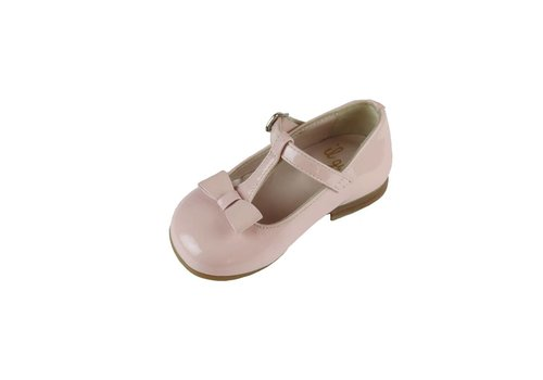 Il Gufo Il Gufo Shoes Pink With Bow