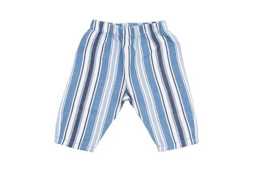 Il Gufo Il Gufo Pants Denim Blue