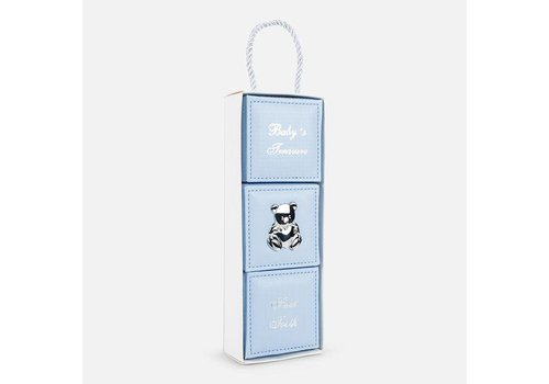 Mayoral Mayoral Babybox Blauw Set