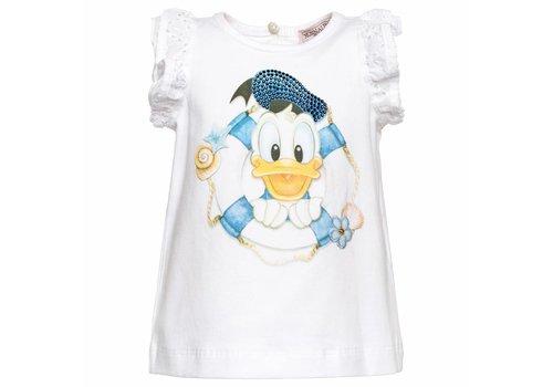 Monnalisa Monnalisa T-Shirt St.Duck