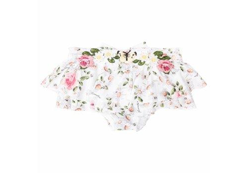 Monnalisa Monnalisa Bikini Bottoms St. Daisy Roses