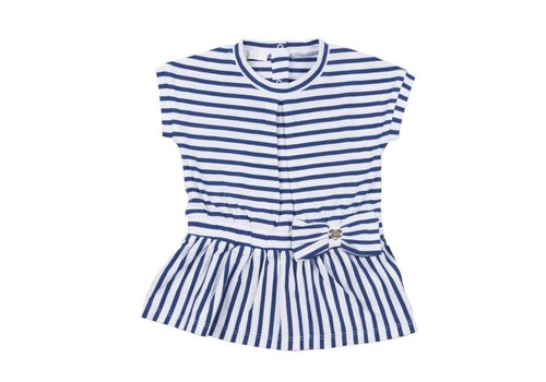 Liu Jo Liu Jo Kleedje Blauw - Wit Strepen