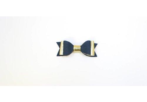 Pluisjes Pluisjes Clips Deluxe XS Blauw - Goud