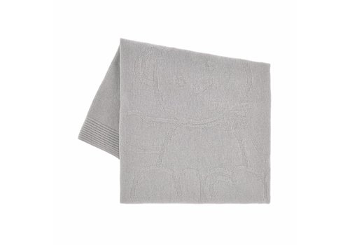 Tartine Et Chocolat Tartine & Chocolat Blanket Cashmere 75 x 100 Light Grey