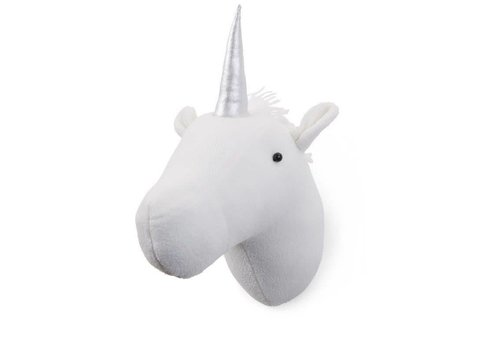 Childhome Childhome Unicorn Wall Decoration Felt White