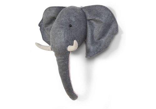 Childhome Childhome Elephant Wall Decoration Felt