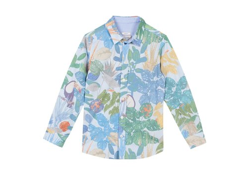 Paul Smith Paul Smith Hemd Flowers