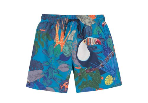 Paul Smith Paul Smith Swimming Shorts 'Jungle'