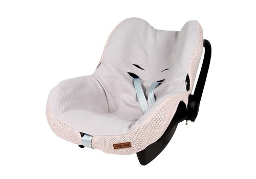 Baby's Only Baby's Only Cover Car Seat 0+ Classic Pink