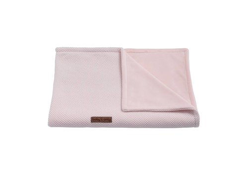Baby's Only Baby's Only Baby Crib Blanket Classic Classic Pink