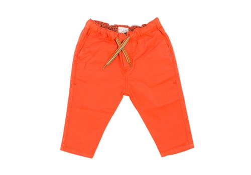Paul Smith Paul Smith Pants Sunset Orange