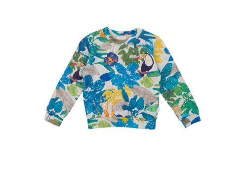 Paul Smith Paul Smith Sweater Jungle Marl Grey