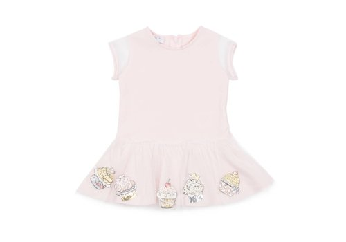 Elsy Elsy Dress Cupcake Pink