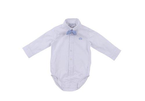 Natini Natini Body Shirt Pierrot Bow Stripes