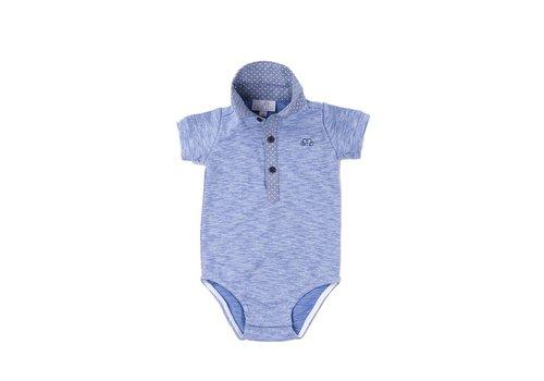 Natini Natini Body Shirt Lucien Spots Mix Blue
