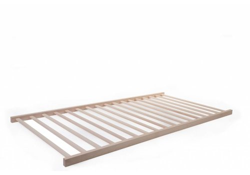 Childhome Childhome Slatted Base 70 x 140 Naturel
