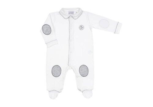 Cotolini Cotolini Pyjamas Julot White