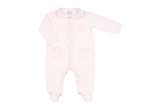 Cotolini Cotolini Pyjamas Coraline D'Eleonore Pink White