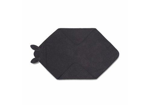Liewood Liewood Towel Rabbit Grey