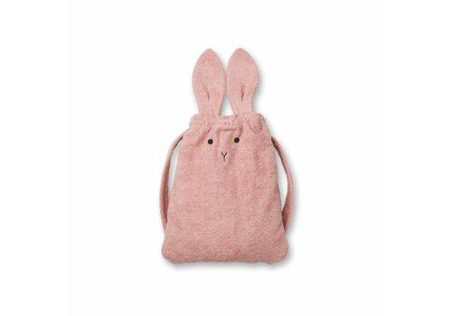 Liewood Liewood Towel Backpack Rabbit Dumbo Grey