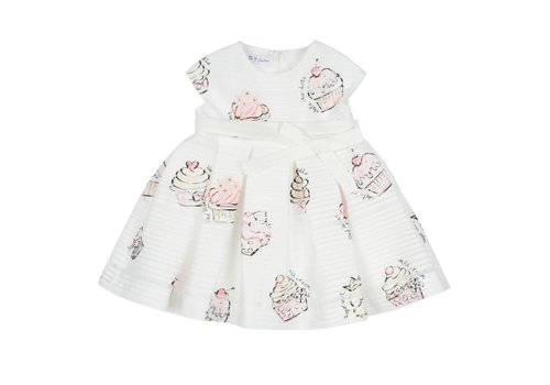 Elsy Elsy Dress With Cupcakes