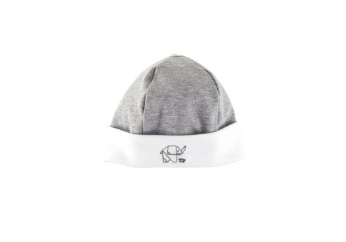 Theophile & Patachou Theophile & Patachou Hat Jersey Origami Grey