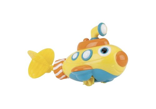 Nuby Nuby Bath Toy Submarine Yellow