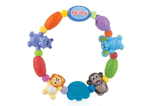 Nuby Nuby Safari Necklace Teether