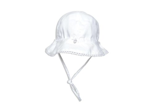 First First Sun Hat White