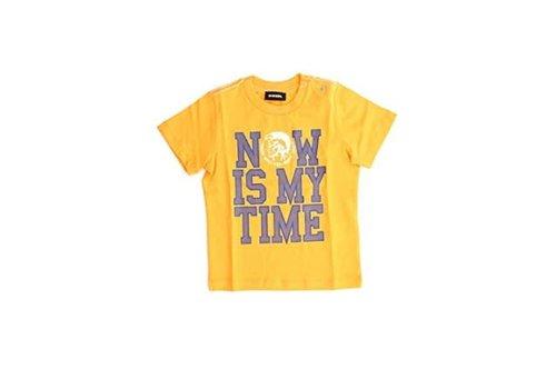 Diesel Diesel T-Shirt Yellow