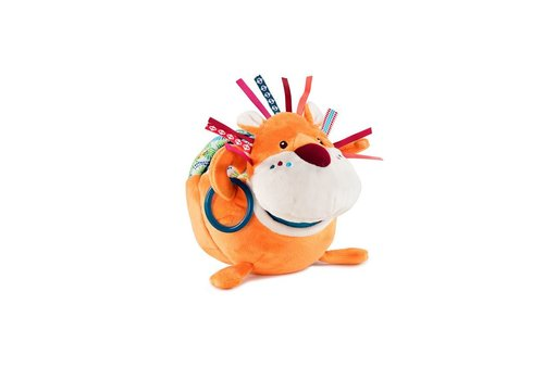Lilliputiens Lilliputiens Jack Activity Toy Lion