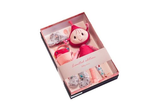 Lilliputiens Lilliputiens Little Red Riding Hood In Gift Box