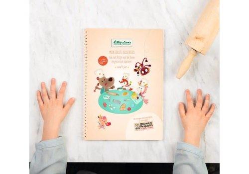 Lilliputiens Lilliputiens My First Dessert Baking Book