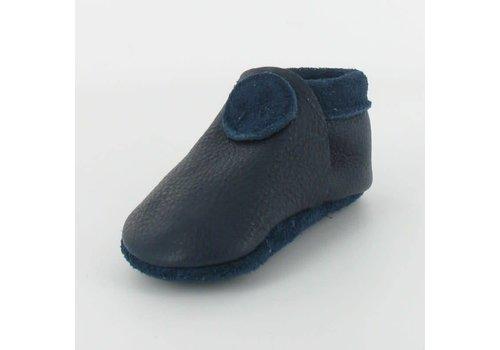 Le Petit Fils Du Cordonnier Le Petit Fils Du Cordonnier Baby Shoes Colibri Marine