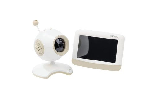 Tattou Tattou Baby Monitor + Parent Unit With Screen