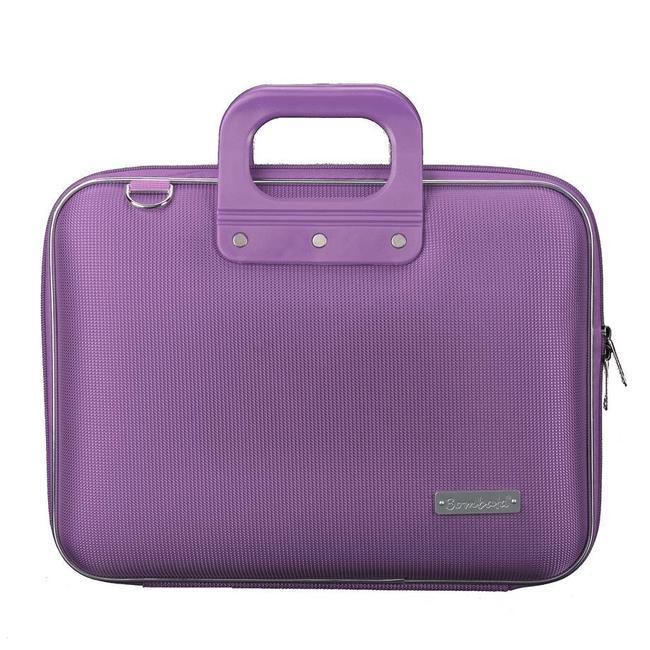 Bombata Nylon 13 inch laptoptas Lavendel