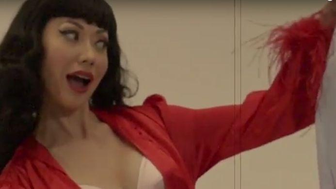 Madam Romanova Presents: Iron your shirt