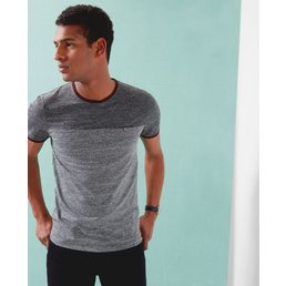 Ted Baker Bike Two-Tone T-Shirt