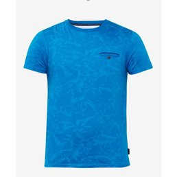 Ted Baker Flowby Floral Cotton T-Shirt