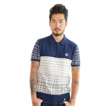 Pretty Green Croston Knitted Polo