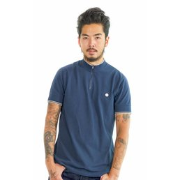 Pretty Green Langshaw Zip T-Shirt
