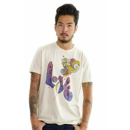 Pretty Green Pg Love T-Shirt