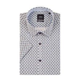 Strellson Sidney Overhemd korte mouwen, Regular fit