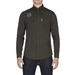Ben Sherman Twisted Wheel Overhemd, Regular fit