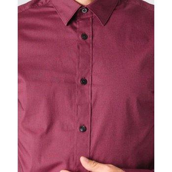 Ben Sherman Brushed Plain Overhemd, Regular fit