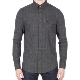 Ben Sherman Brushed Space Dye Overhemd, Regular fit