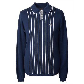 Pretty Green Whittle Knitted Polo
